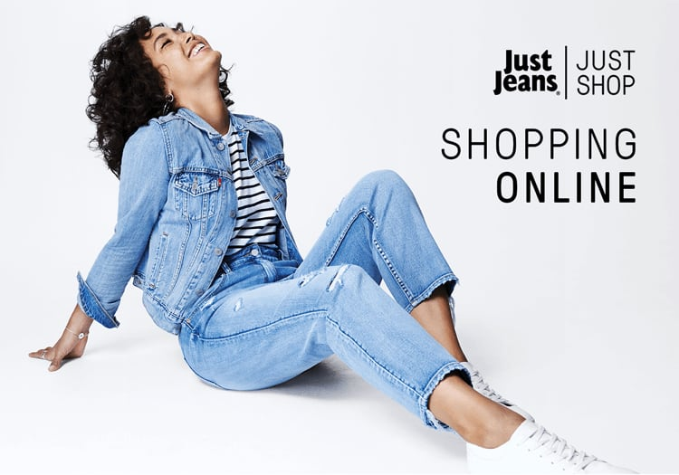 new product 3f9fc 0643f How to Just Shop | Just Jeans