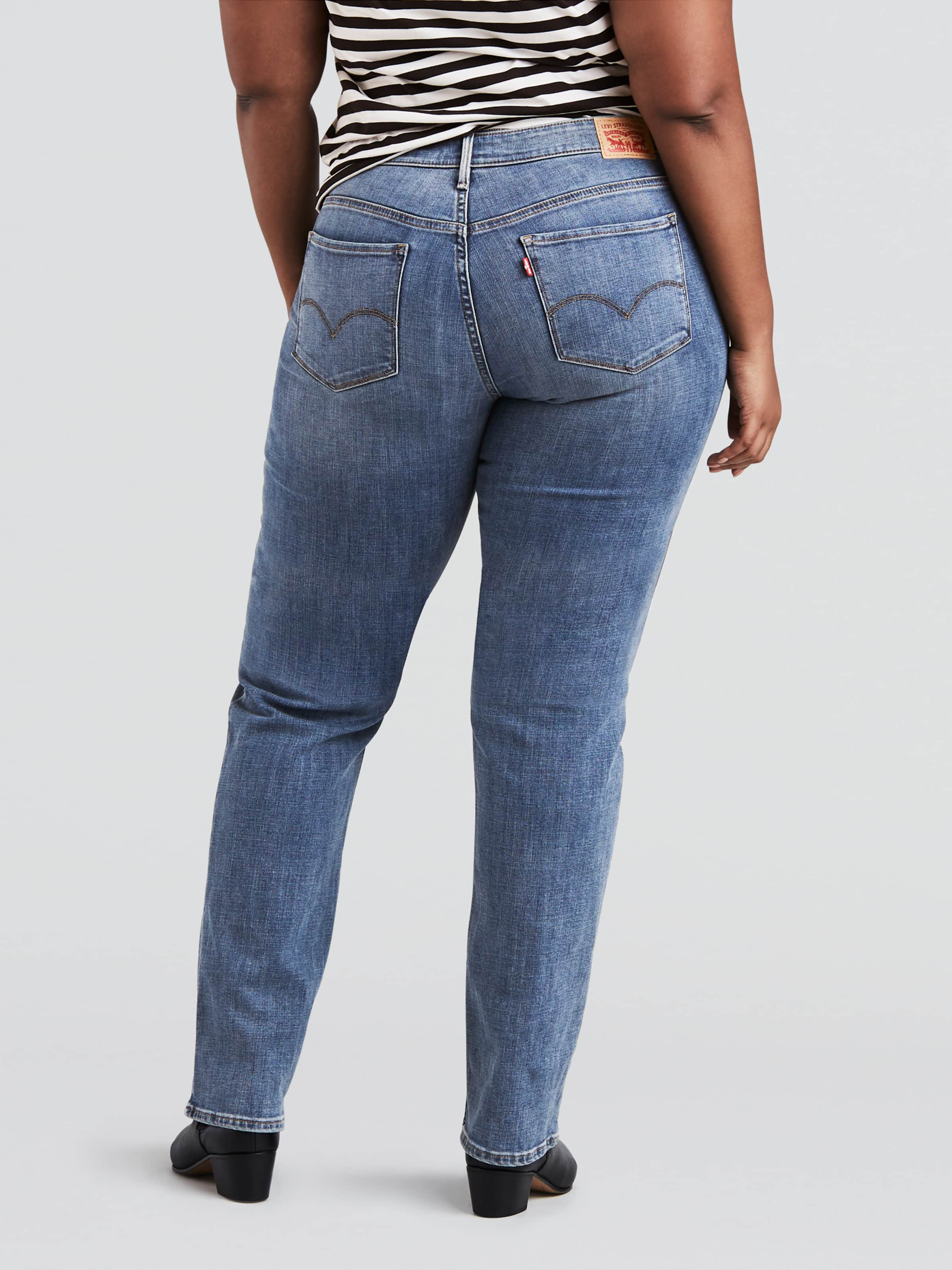 dee265d0242 ... Image for Levis 311 Plus Straight In Indigo Anomaly from Just Jeans ...