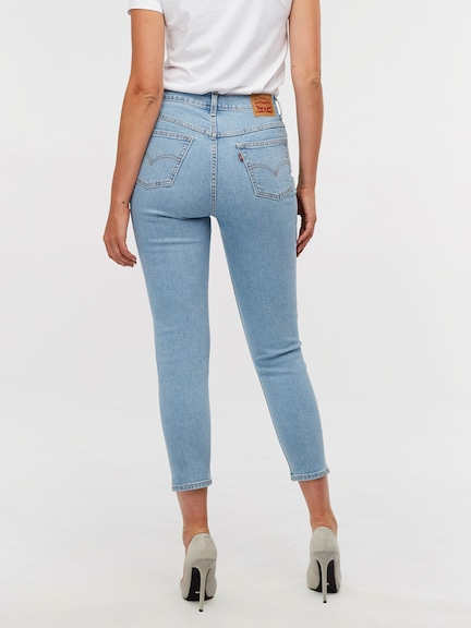 Levis Mom Jean In Artic Wave
