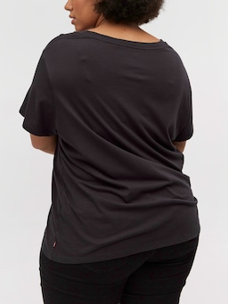 Levis Perfect Tee In Black