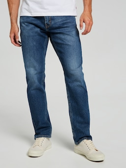 Levi's 541 Athletic Fit In Golden Rod Tint Overt