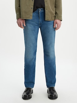 Levis 514 Straight In Begonia Denim