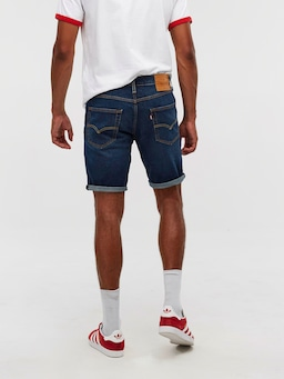 Levis 502 Taper Short In Cheviot