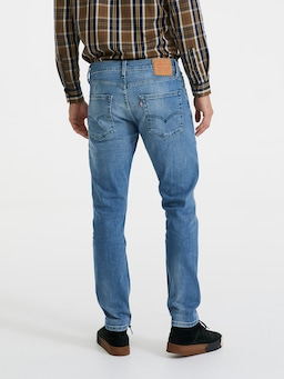 Levis 512 Slim Tapered Fit Saint Lime