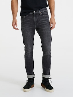 Levis 510 Skinny Washed Black