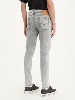 Levis 510 Skinny Newspaper