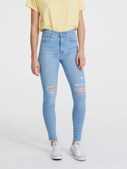 Levi Mile High Super Skinny Ontario Shade