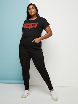 Levi Perfect Tee Plus Mineral Black