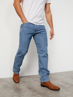 Levi's Western Bootcut Jean In Killing Time