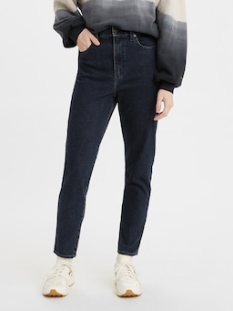Levis High Rise Taper Bruised Ego