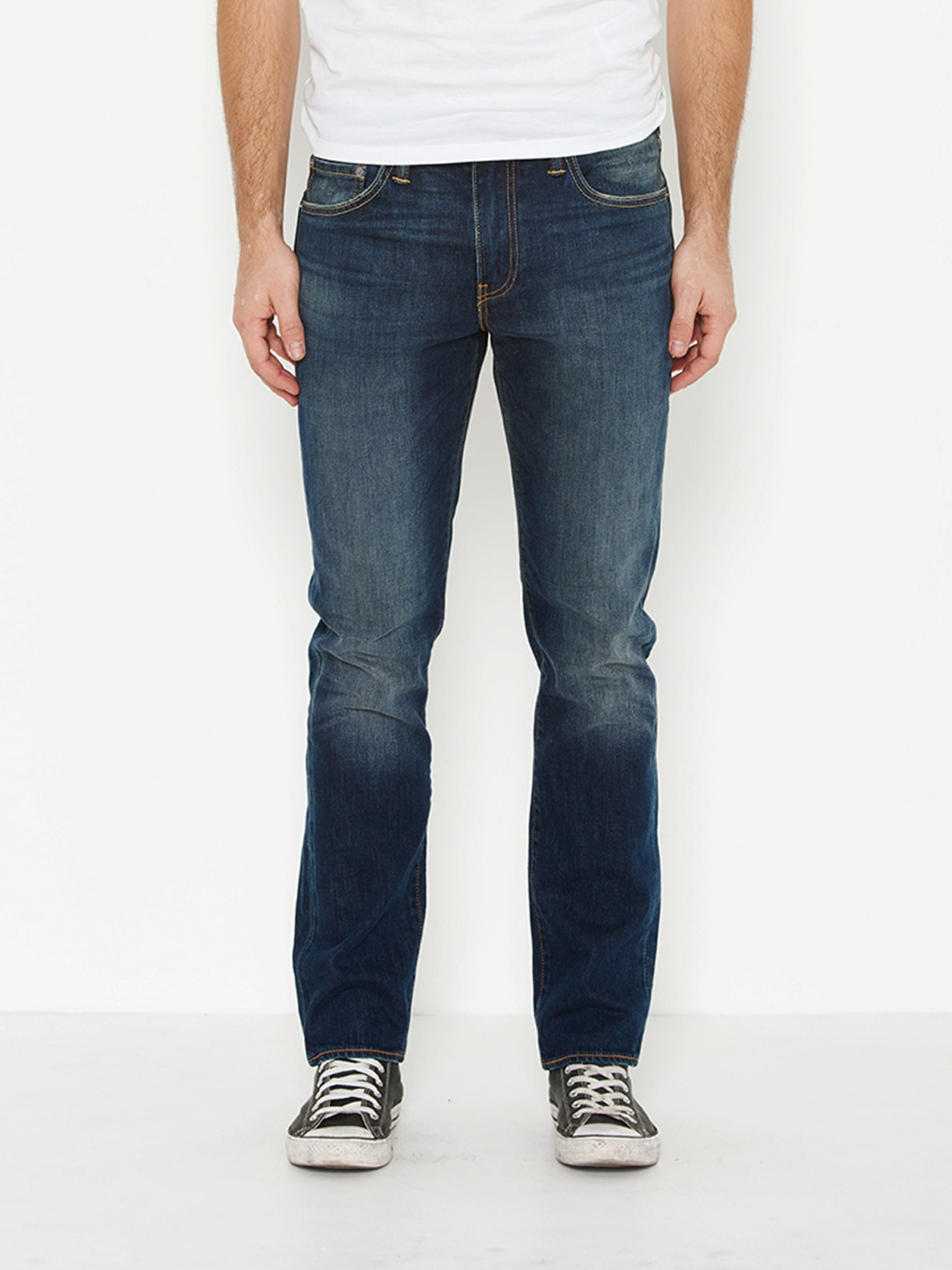 897c950725fdcb Levi's 511 Slim In Blue Canyon Dark - Just Jeans Online