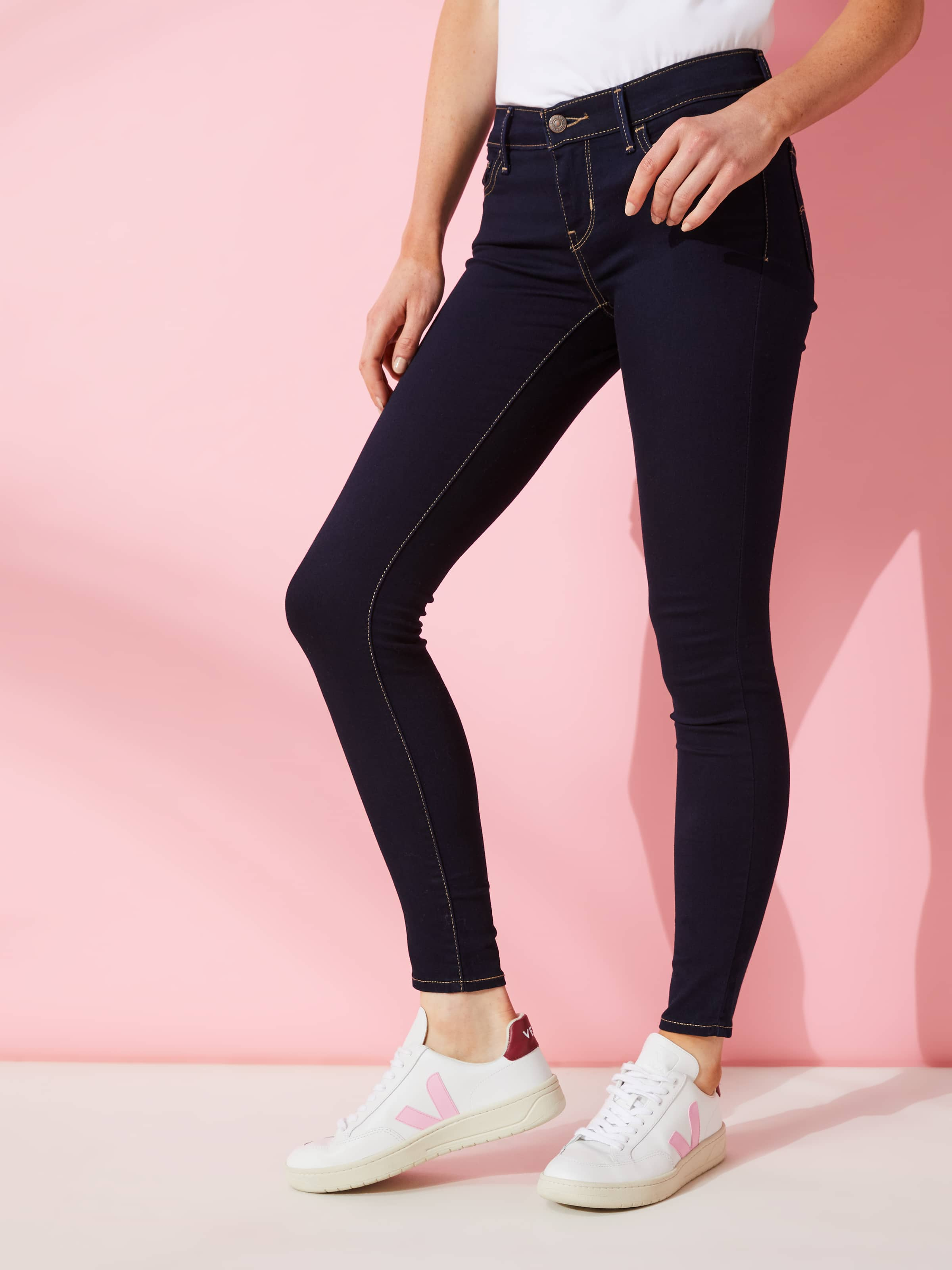 aab8f0a492 Image for Levi s 710 Super Skinny Jean In Dusk Rinse from Just Jeans ...