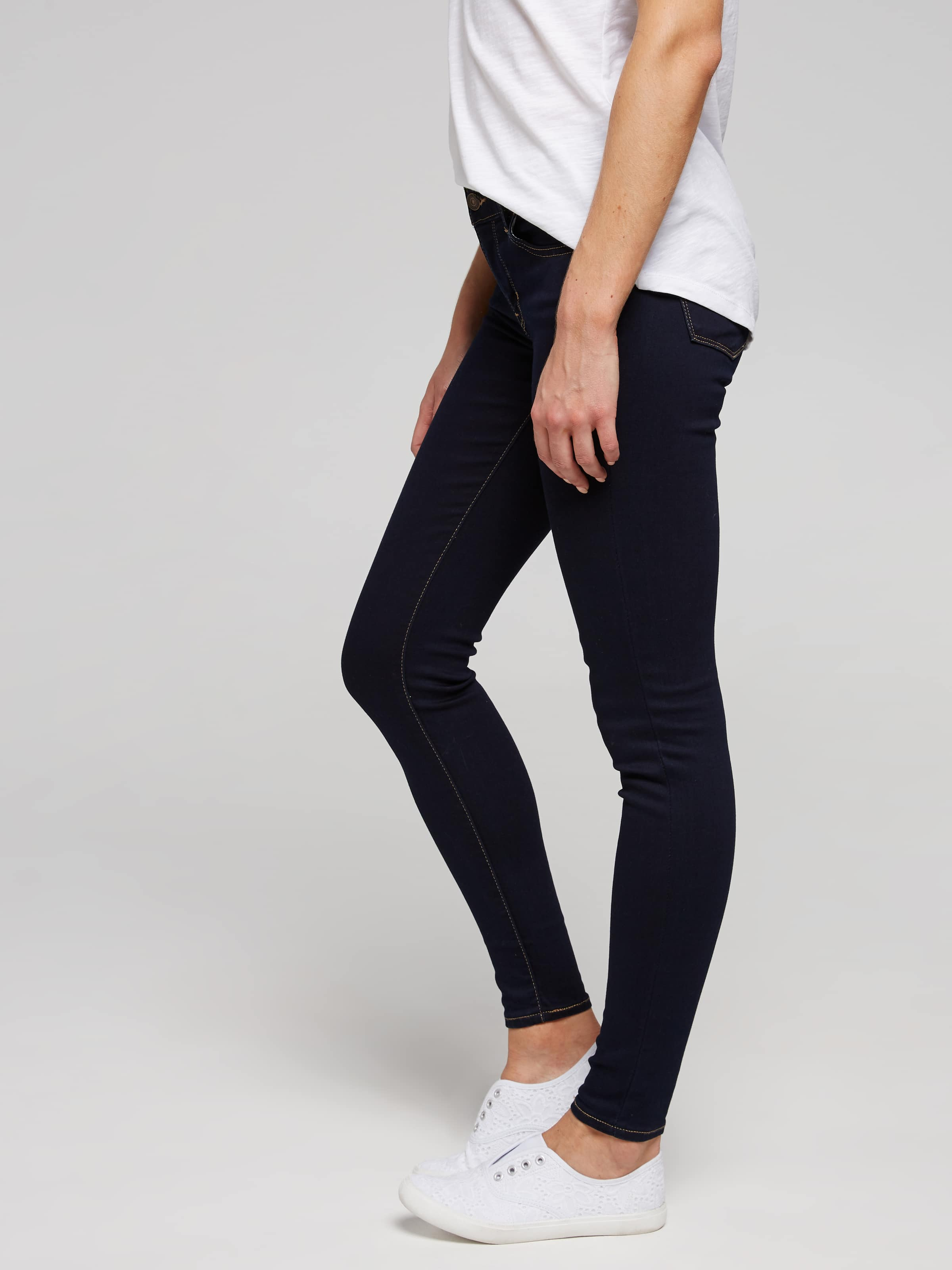 67743fdefa ... Image for Levi s 710 Super Skinny Jean In Dusk Rinse from Just Jeans