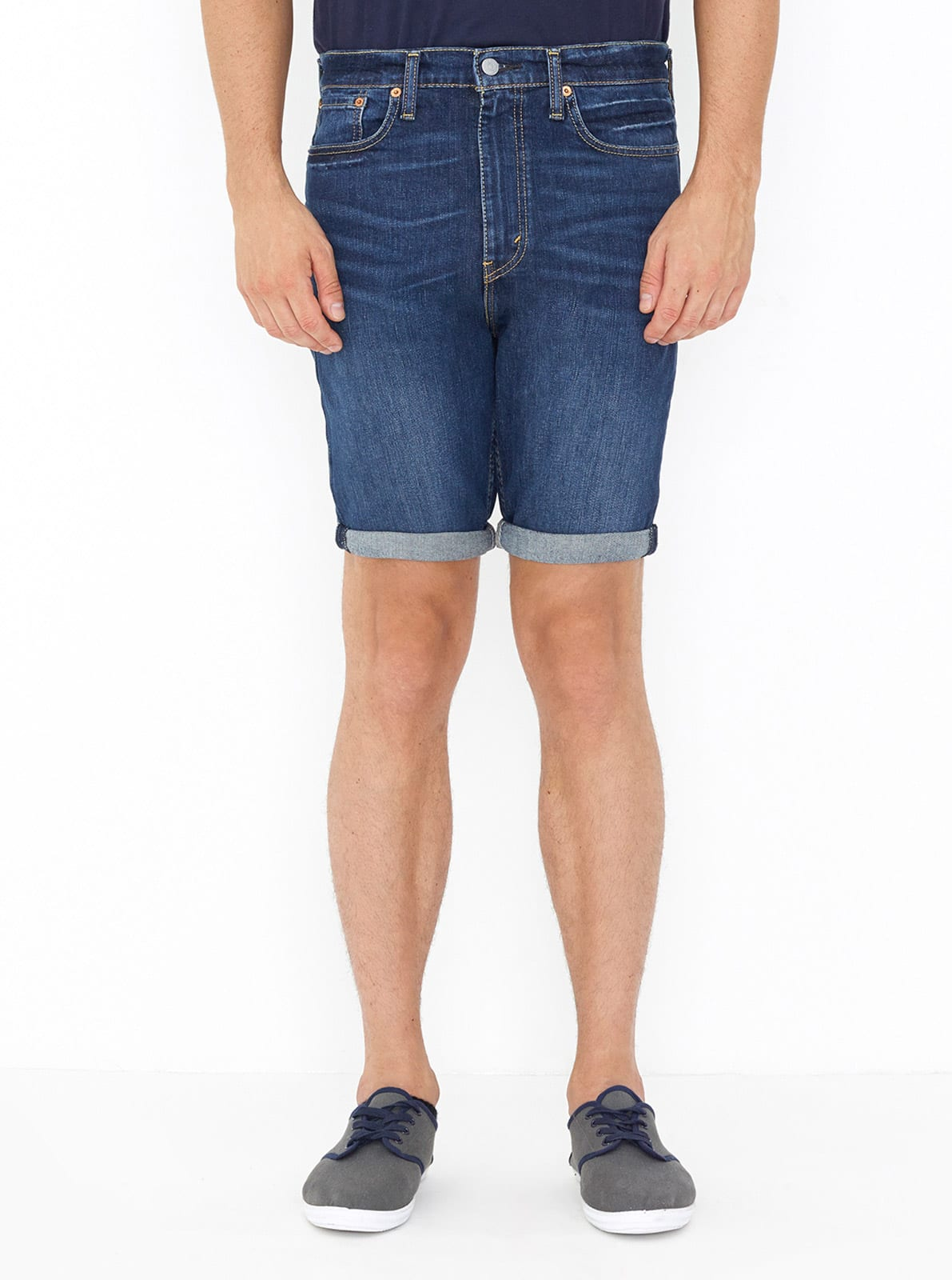 85224d13cdde Image for Levi 522 Taper Short In Diaz from Just Jeans ...