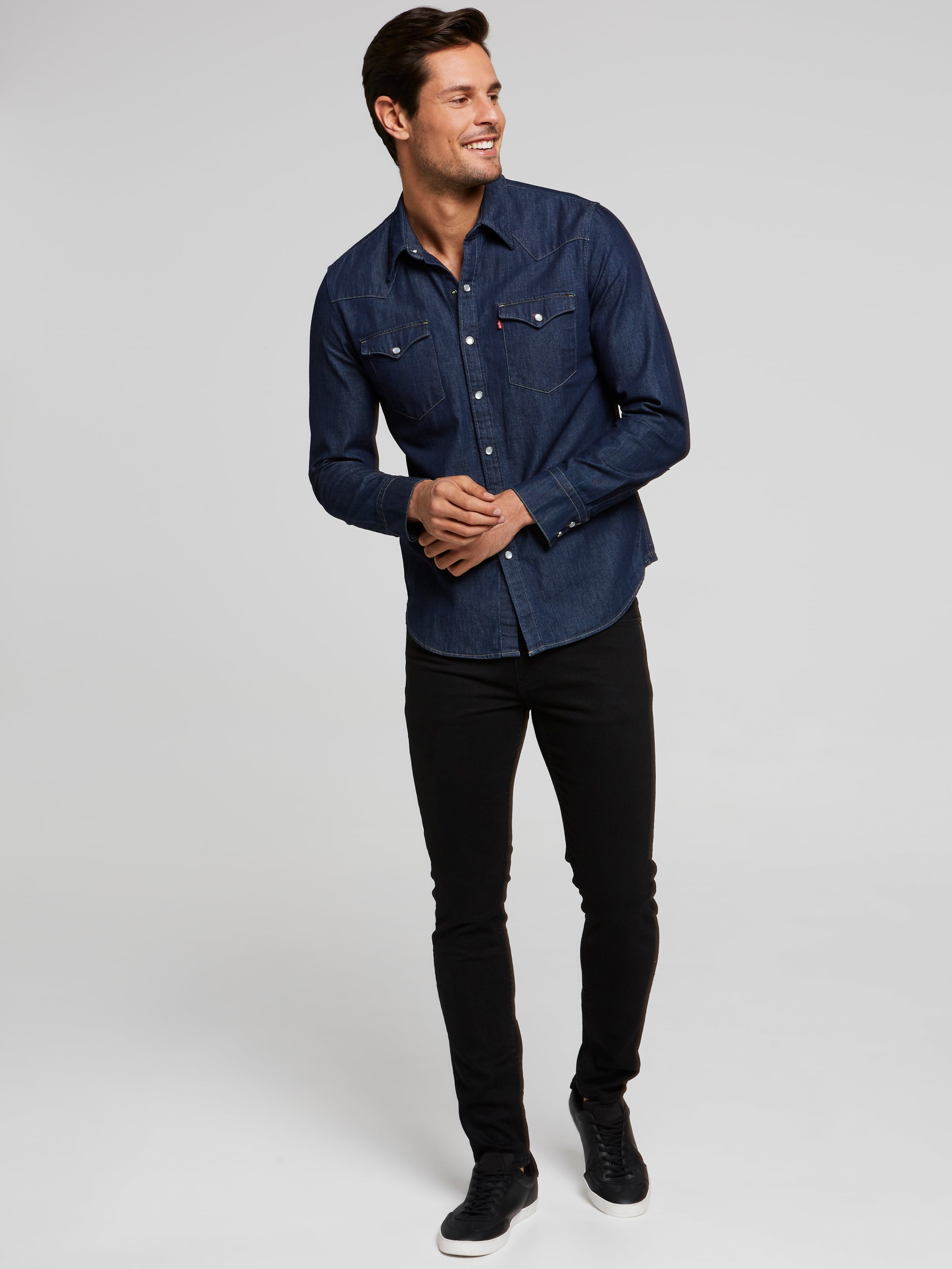 bcfbd59f308 ... Image for Levi Barstow Shirt from Just Jeans ...