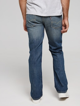 Levi's 514 Straight In Faded Blue
