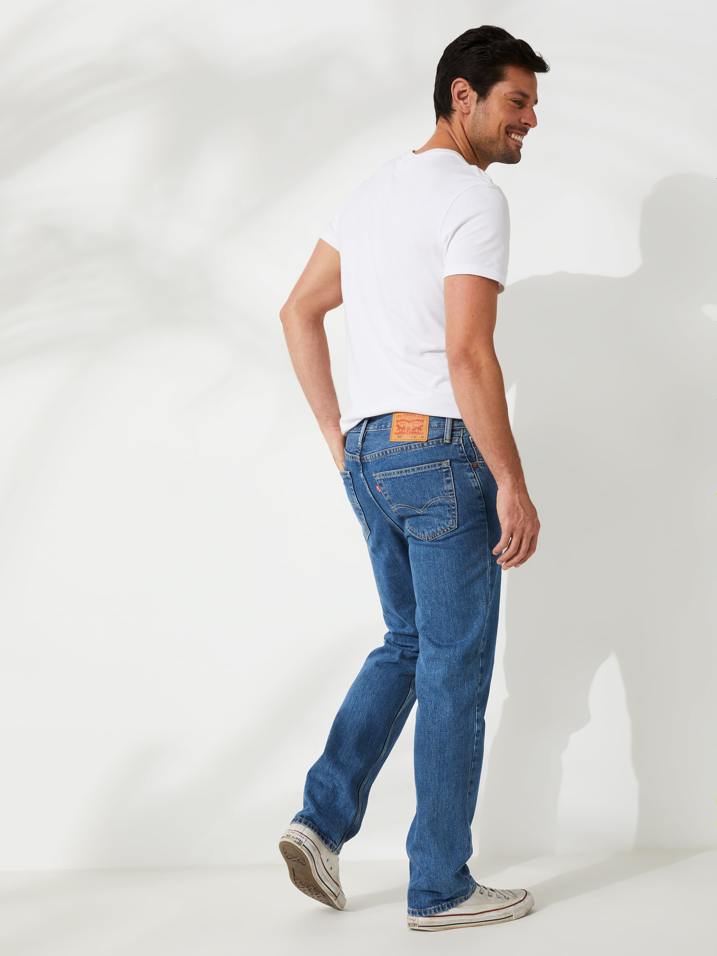 a9dd7b23bfb ... Image for Levi s 516 Straight In Stonewash from Just Jeans ...