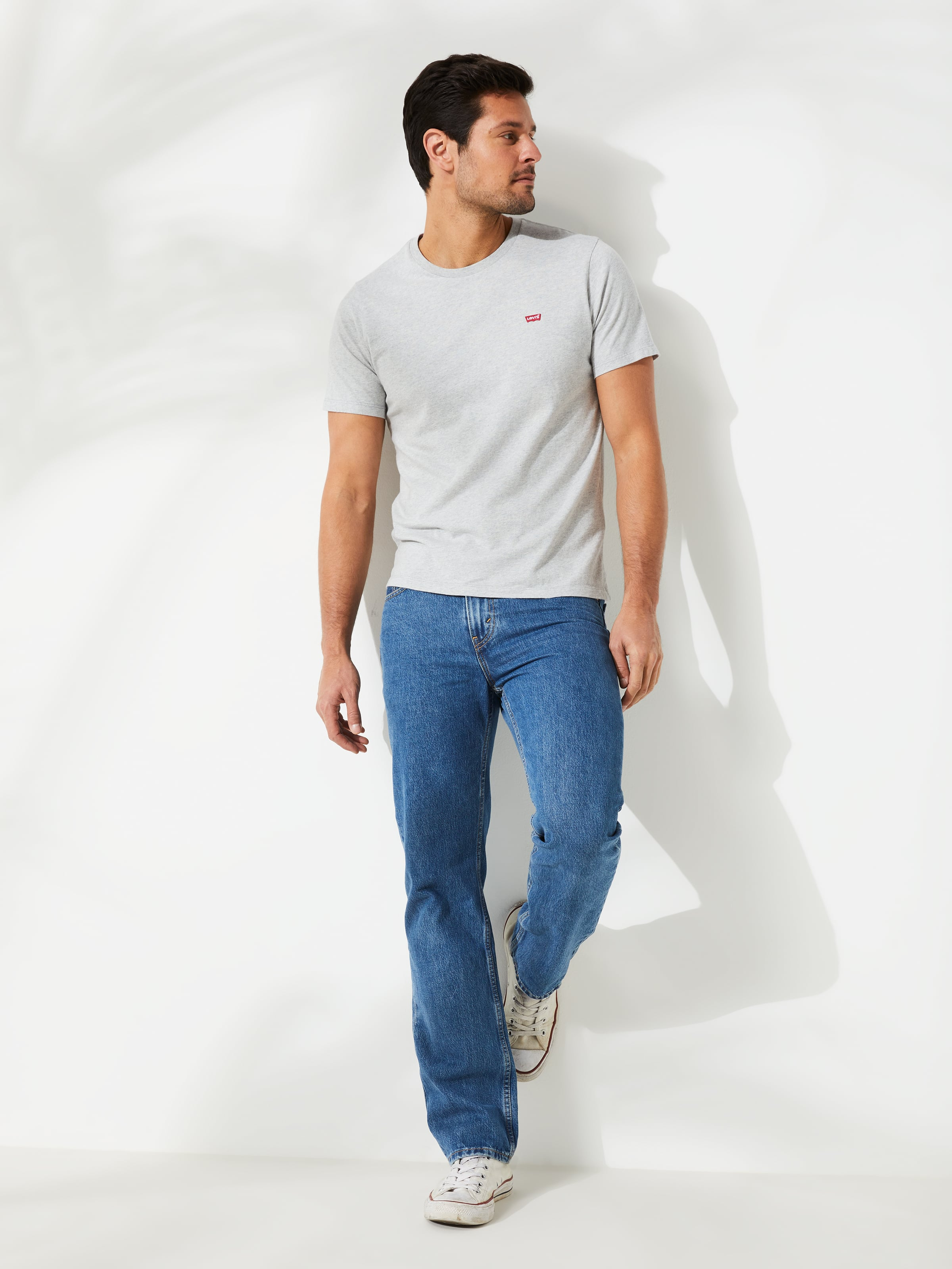 c66ce52f1d2 ... Image for Levi s 516 Straight In Stonewash 30 from Just Jeans ...