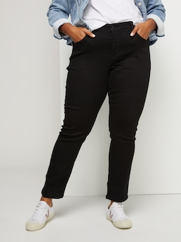 Levi's Plus 311 Shaping Skinny Jean In Soft Black