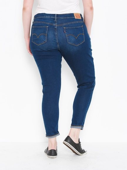 Levi's Plus 310 Shaping Legging In Modern Love