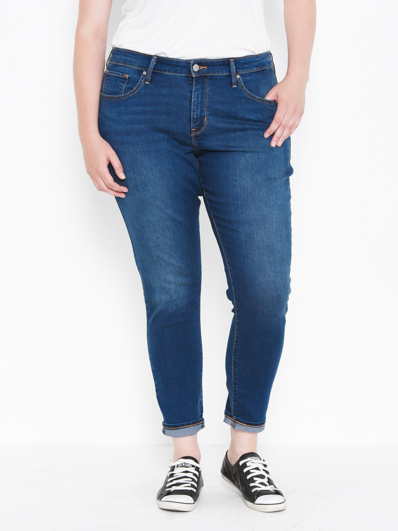 7b7c0ed11 Levi s Plus 310 Shaping Legging In Modern Love - Just Jeans Online