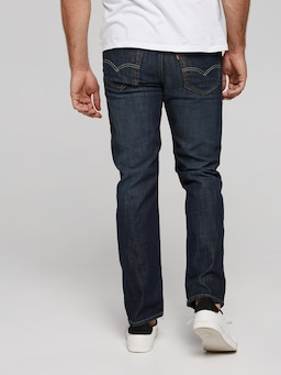 Levi's 516 Straight Jean In Rinse 30