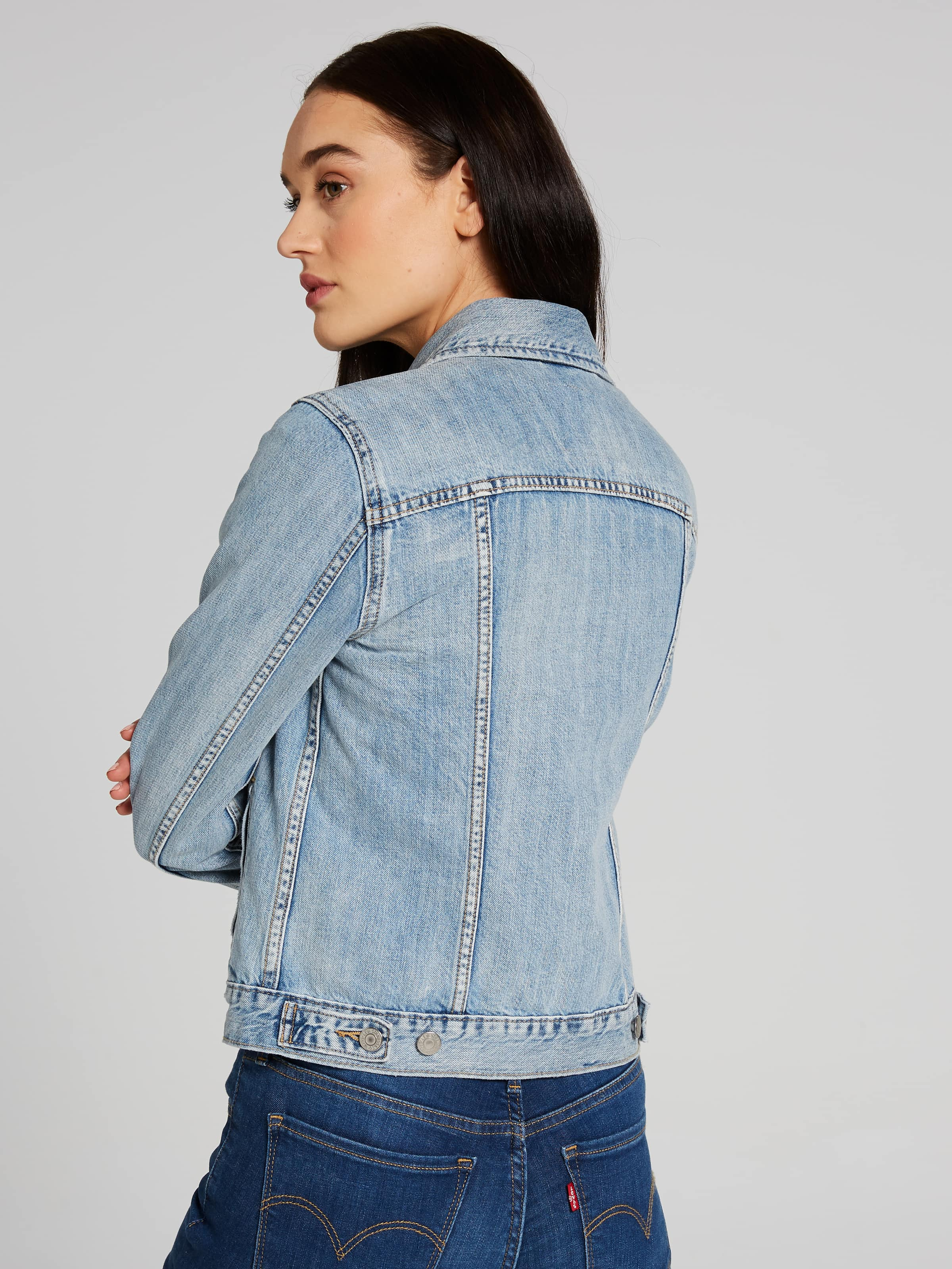 14974210c1 ... Image for Levi s Original Trucker In All Yours from Just Jeans