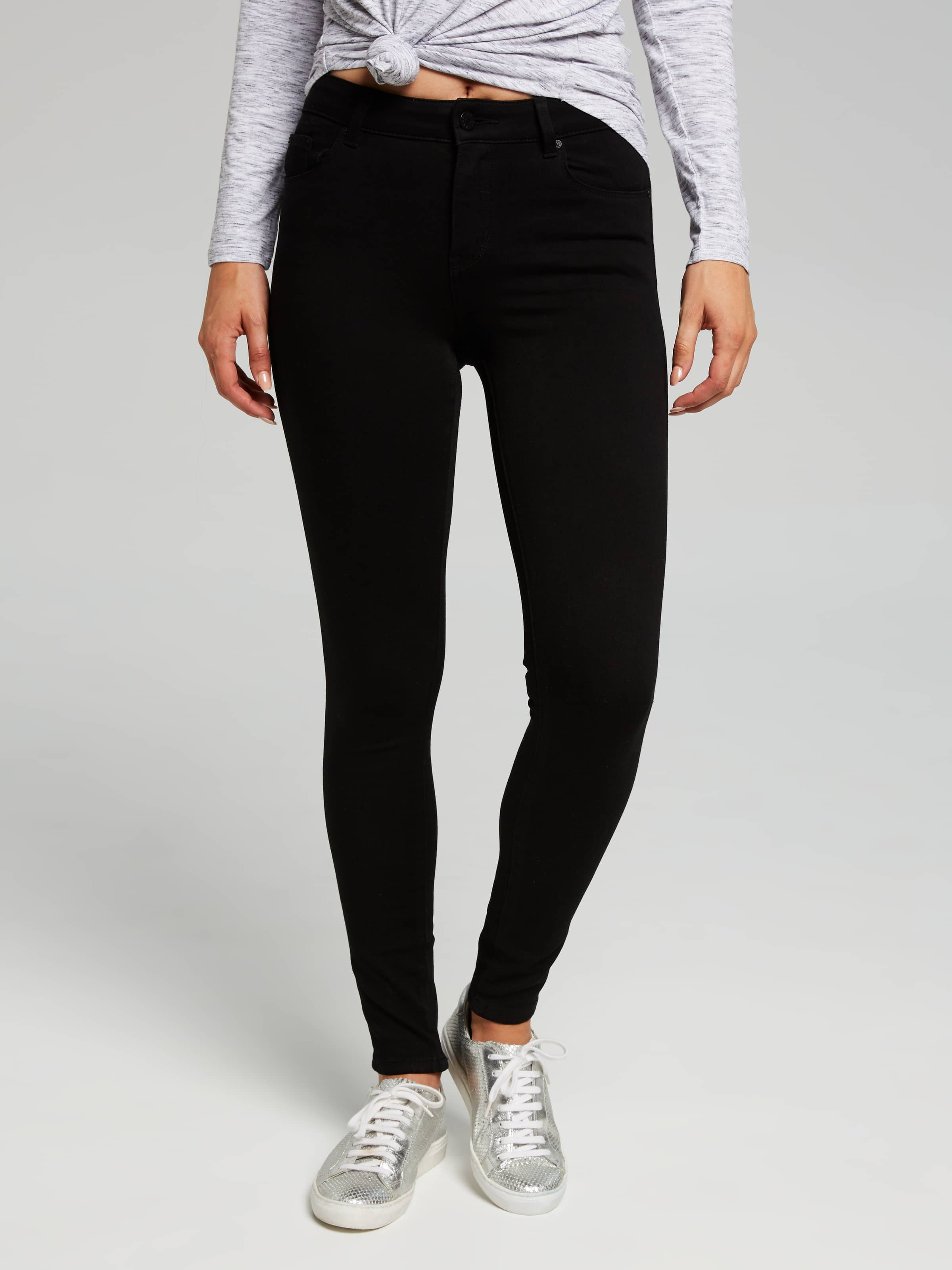 Image of Just Jeans 4D Stretch Mid Rise Regular Jean