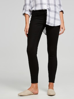 Maternity Low Rise Skinny Ankle
