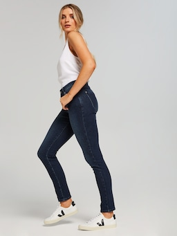 Comfort Stretch High Rise Slim Petite