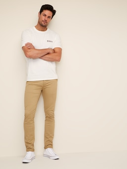 Riders By Lee Stretch Chino In Light Camel