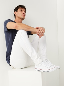 Riders By Lee R1 Skinny In Cohen White