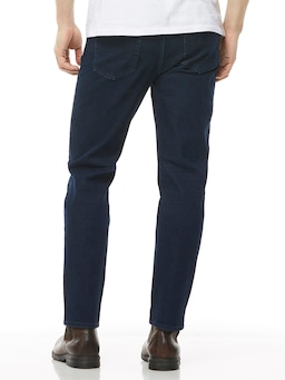 Riders By Lee Classic Straight Slim In Flat Indigo