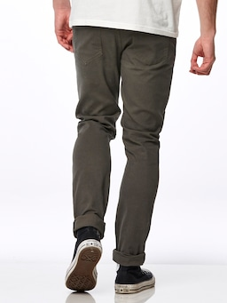 Riders By Lee Canvas In Khaki Green