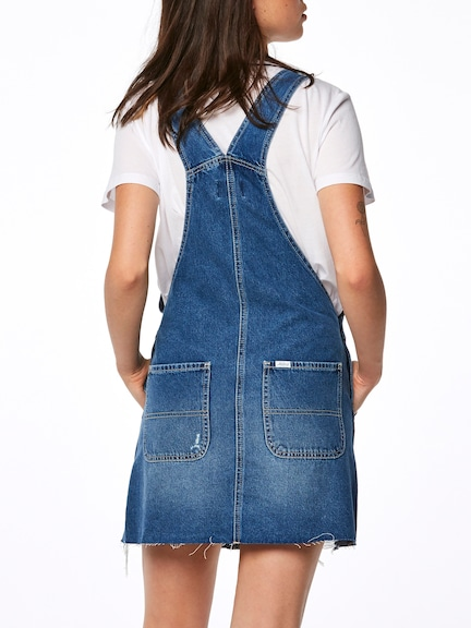 Riders By Lee Dungaree In Blue