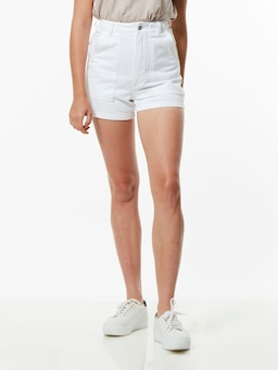 Riders By Lee Hi Utility Short In White