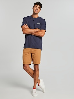 Riders By Lee Canvas Short In Darksand