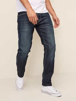 Mavi Jeans Marcus Slim Straight Deep Brushed Denim