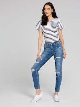 Guess Curve Skinny In Denim