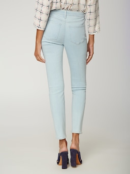 Nydj Mid Rise Skinny In Denim