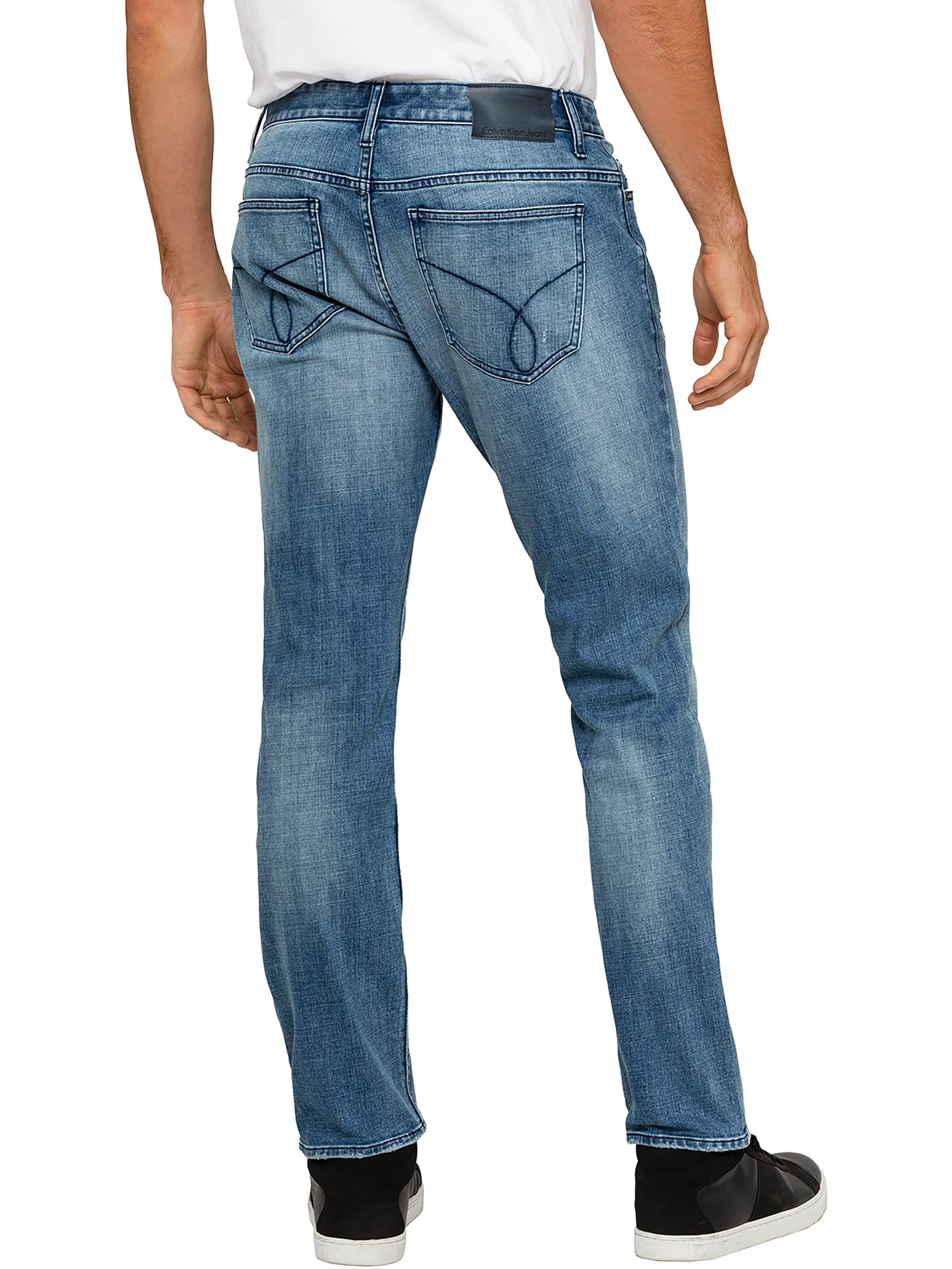 ... Image for Calvin Klein Skinny Jean In Cobble from Just Jeans 412904779a