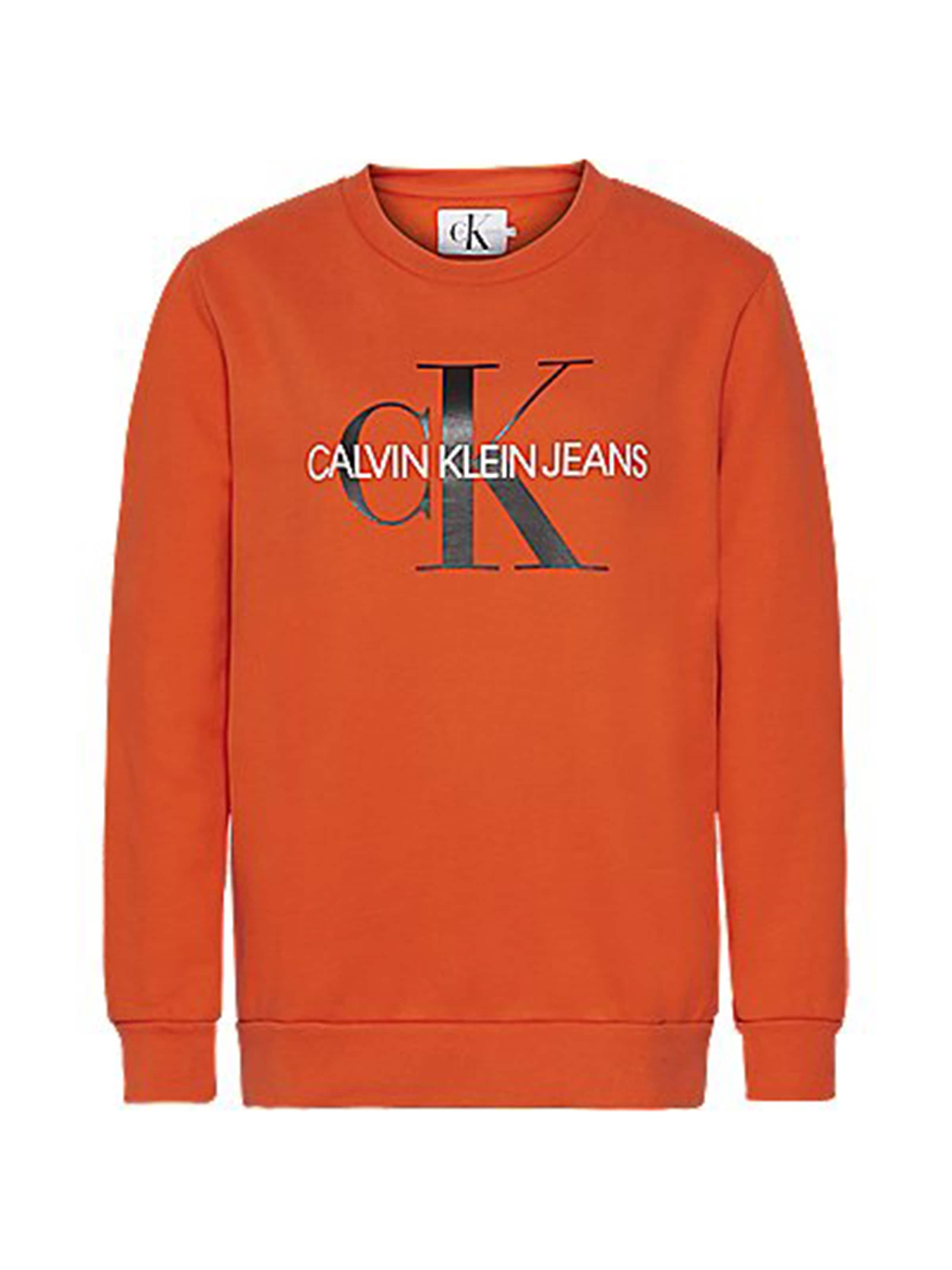 Image for Calvin Klein Monogram Sweat Red from Just Jeans ...