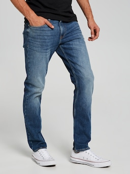 Calvin Klein Slim Houston Mid Blue Jean
