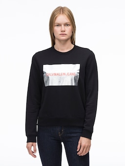 Calvin Klein Jeans Institutional Logo Sweat