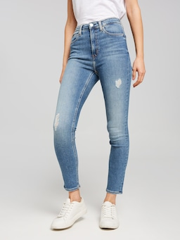 Calvin Klein Jeans High Skinny Iconic Rise Sun