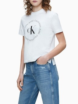 Calvin Klein T-Shirt In White