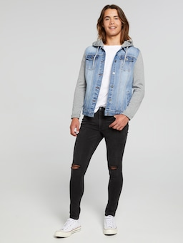 Boys Power Stretch Super Skinny Jeans