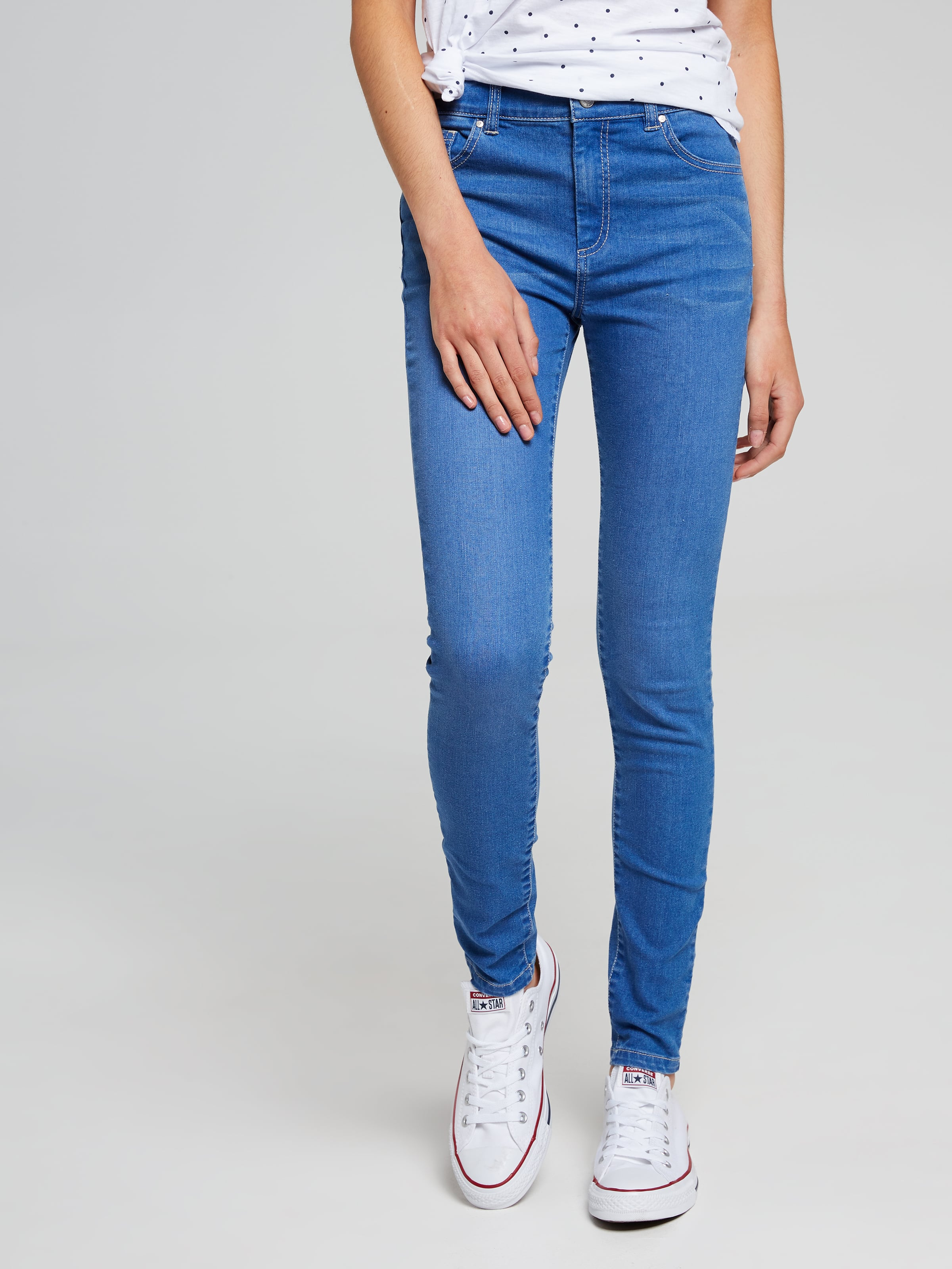 d622bf4133d Image for Girls Bianca Blue Skinny Jean from Just Jeans ...