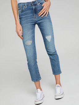 Girls Levis Hr Ankle Straight