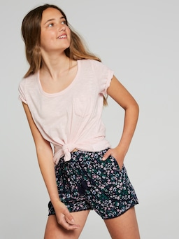 Girls Sally Flutter Short